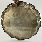 """Vintage """"Tiffany & Co."""" Silver Plated Tray Advertising 1986 AT&T 👀 Unusual"""
