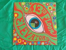 THE 13th FLOOR ELEVATOR - THE PSYCHEDELIC SOUND OF  vinile  UK RE DEL '78