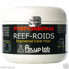 Polyp Lab Reef Roids Pro 120g Planktonic Powder Food for Coral Invertertebrates