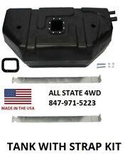 1987-1995 Jeep YJ Wrangler 20 Gallon Poly Plastic Fuel Gas Tank - FREE SHIPPING