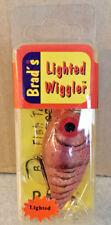 Brad's Lighted Wiggler Salmon Craw BW-444LT