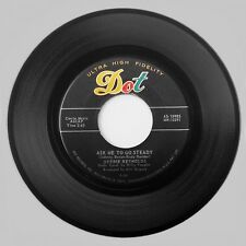 1960 Debby's Reynolds 'Ask Me To Go Steady/Am I That Easy To Forget' 45 RPM NM