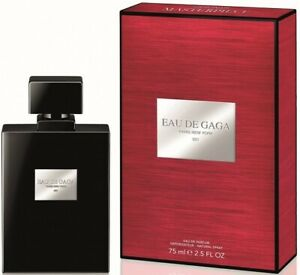 Lady Gaga Eau de Gaga For Women Perfume 2.5 oz ~ 75 ml EDP Spray