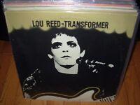 LOU REED / VELVET UNDERGROUND transformer ( rock )