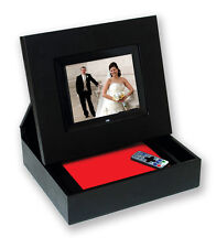 Digital Display Box  for brochures, 10x10 album, envelopes or keepsake