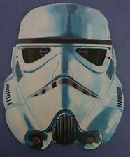 Vintage Star Wars Kelloggs C-3PO's Cereal Box Mask Stormtrooper 1983 Food Item