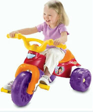 Fisher Price Tough Dora The Explorer Trike NEW Tricycle Kid Child Pedal Toy Bike