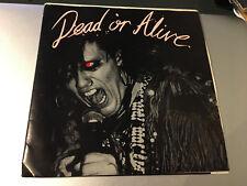 """7"""" UK  Dead Or Alive – I'm Falling Label: Inevitable – Inev 005 Format: Vinyl,"""