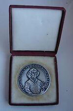 ASTRONOMY COPERNICUS reconstruction laboratory POLISH POLAND medal RARE boxed