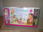 MATTEL BARBIE MY HOUSE DOLL CASA CON BAMBOLA INCLUSA muneca poupee NEW SEALED