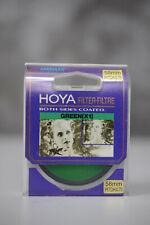 Hoya 58mm Green (X1) Multi-Coated filter