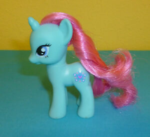 My Little Pony Snowcatcher Blue Unicorn  G4 Pink Mane & Tail