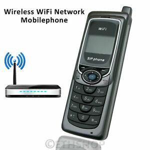 WIRELESS IP PHONE WLAN Mobile VOIP SIP SWSIP-1000 WIFI ROAMING WiFi Wireless UK