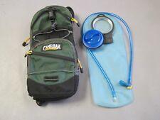 CamelBak Mule Hydration Backpack w 100 Oz Bladder Hiking Biking Very Nice