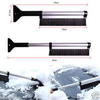 Car vehicle Winter Snow Ice Scraper SnoBroom Snowbrush Shovel Removal Brush UK