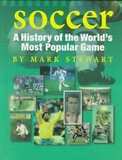 Soccer (Watts History of Sports)-ExLibrary