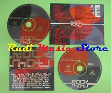 CD ROCK SHOTS compilation 2000 QUEEN LIGABUE LITFIBA BOWIE (C17*) no mc lp dvd
