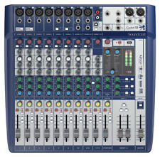 Soundcraft Signature 12 Analogue Mixing Console (new)