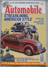 The Automobile magazine 07/2008 featuring Kaiser-Frazer
