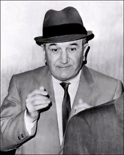 Joe Bonanno Photo 8X10 - Mobster Mafia New York #2 - Buy Any 2 Get 1 FREE
