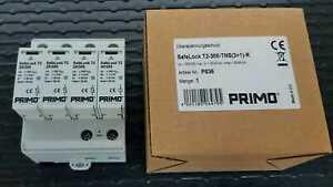 Primo Überspannungsschutz SafeLock T2-300-TNS(3+1)-R P836 Brandneu