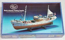 LINDBERG CLASSIC NORTH ATLANTIC FISHING TRAWLER CAROL - 1984 - 1:90