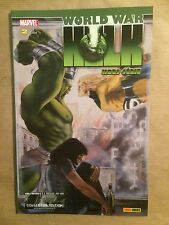 WORLD WAR HULK HORS SERIE - T2 : août 2008 (Collector edition)