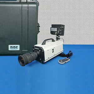 NAC MEMRECAM fx-K4 8GB Digital Recording Slow motion Camera High Speed