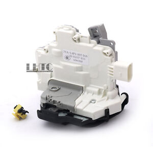 Front Right Door Lock Actuator Latch Mechanism RH For Audi A3 A4 B7 A6 S6 C6 R8