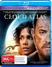 Cloud Atlas (Blu-ray, 2013, 2-Disc Set)