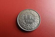 *Schweiz 1 Franken Silber 1920 B.* (KOF1)
