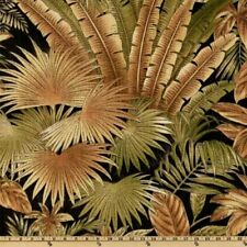 Tropical Bird and Pineapple Fabric Upholstery Cushion Fabric by Tommy Bahama Tommy Bahama INDOOROUTDOOR Fabric by the meter