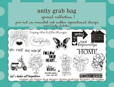 Unity Stamp Company Grab Bag Special Collection #1 Fairytales Home Love Books