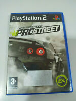 Need For Speed Prostreet Edition Portugal - PLAYSTATION 2 Jeu De Pour Ps2