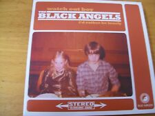 "THE  BLACK ANGELS WATCH OUT BOY 7"" MINT-  ORANGE VINYL RDS 2012"