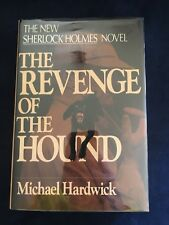 The Revenge Of The Hound  Michael Hardwick Hardcover 1987 First Edition