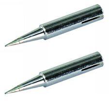 S524 - 2 pièces de rechange pointes pour fer ls-128 M. micro-baguette brasure lötspitzen