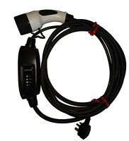 Renault Zoe Portable EV Charging Cable, charger 5m cable UK Plug £165.83 + VAT