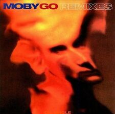 Moby Go Remixes US Cd NEW SEALED