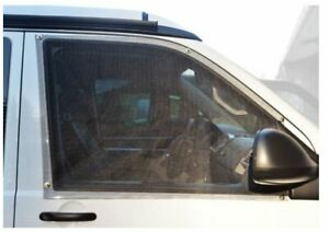 VANESSA Mosquito Net for VW T5/T6/T6.1 Cabin Window with Five Magnets