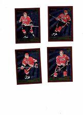 NHL  1996-1997  BOWMAN DRAFT PROSPECT  Hockey Set