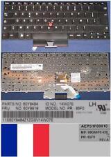 Clavier Azerty Français LENOVO Edge 13 PR-85F0 MP-09G66F0-920 60Y9484 60Y9519