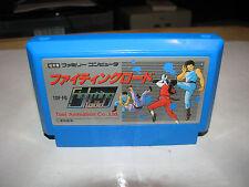 Fighting Road Famicom NES Japan import