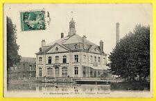 cpa 62 - BLENDECQUES (Pas de Calais) CHÂTEAU MONTREYAN