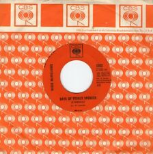 "David Mc Williams  - Days of Pearly Spencer - 7"" - 1968"