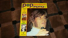 POPFOTO  TEENBEAT vintage european music magazine from 1969 Great Condition