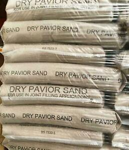 Pavior Kiln Dried Paving Sand Patio Slabs Blocks Joint Filler Ready To Use 25KG