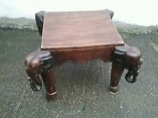 Less than 60cm Height Teak Living Room Coffee Tables