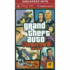 *NEW* Grand Theft Auto: Chinatown Wars (GH) - PSP