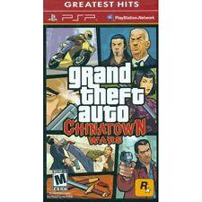 *NEW* Grand Theft Auto: Chinatown Wars - PSP